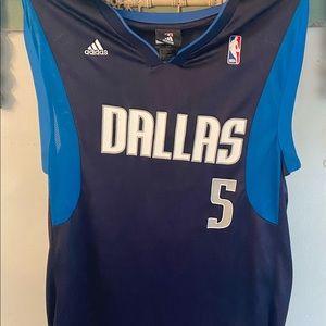 Dallas Mavericks-*authentic adidas #5 Howard (M)🏝